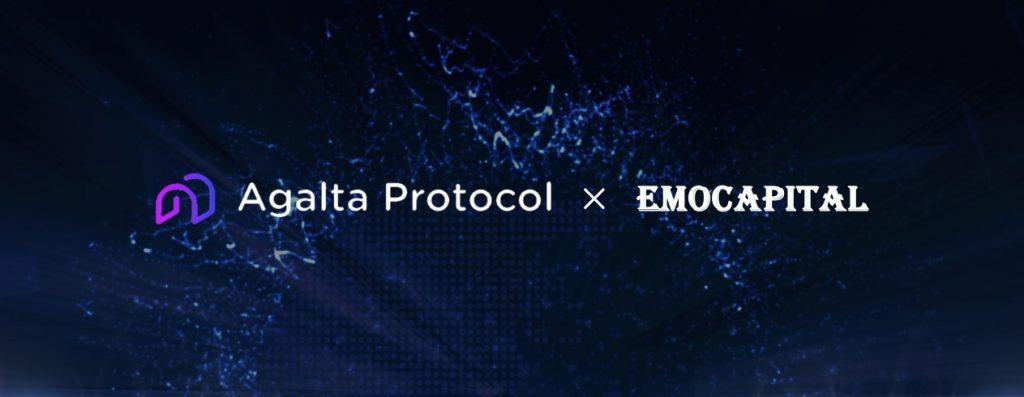 Agalta 与区块链风险投资机构EmoCapital达成战略合作