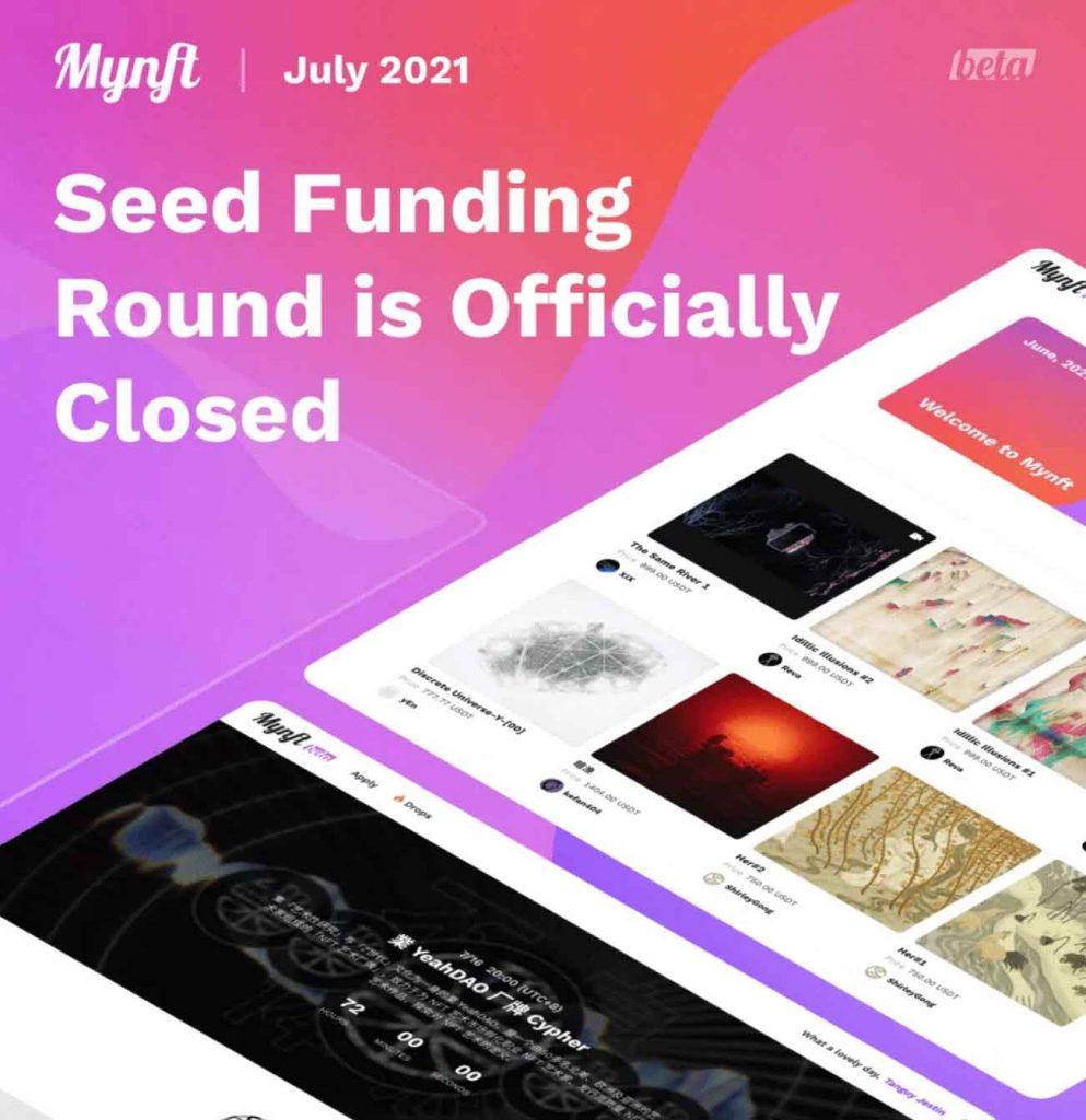 中国首个Flow生态项目Mynft完成种子轮融资